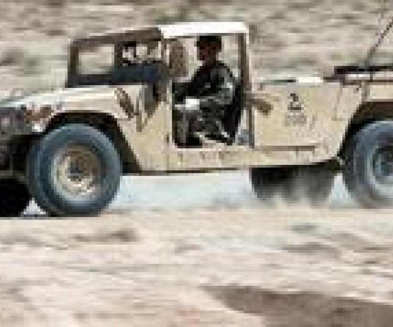 Saudi Arabia to Acquire Up-Armored High Mobility Vehicles