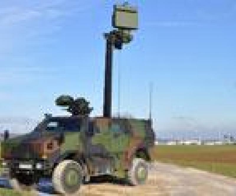 Cassidian Developed Most Powerful Ground Surveillance Radar