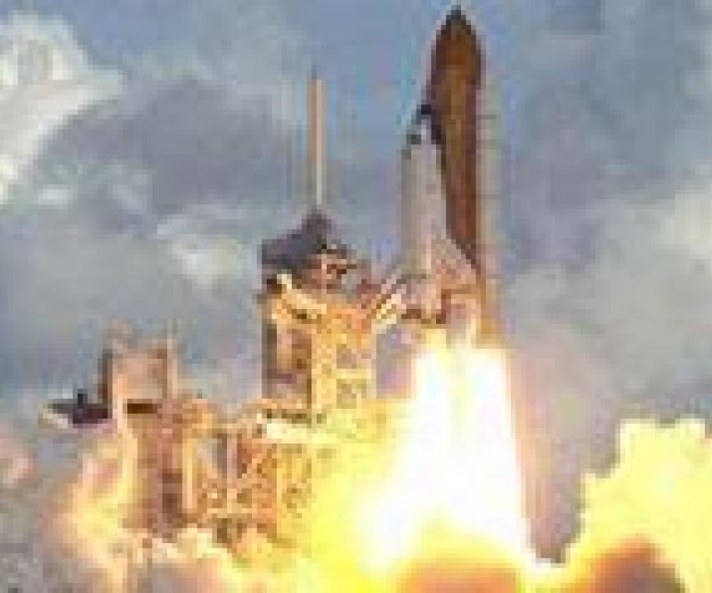 ATK's New Large Class Stage III Rocket Motor