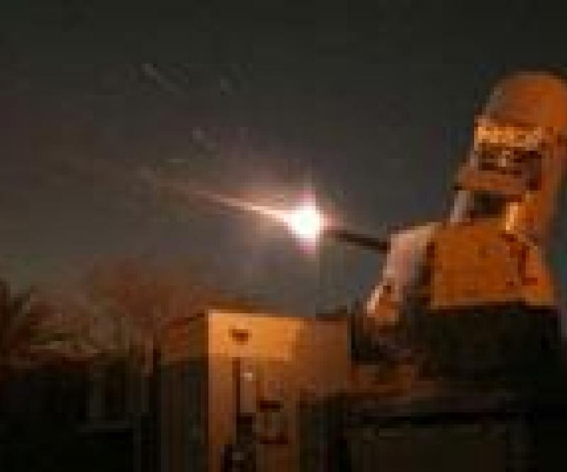 NGC Wins Counter-Rocket, Artillery & Mortar Systems Contract