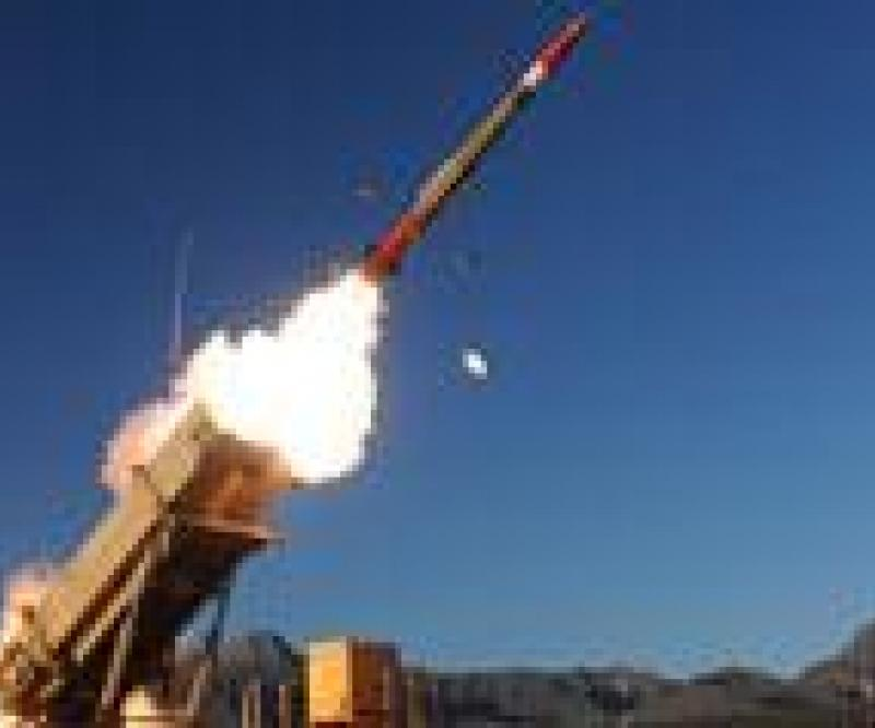 Lockheed Conducts Successful PAC-3 Missile Test