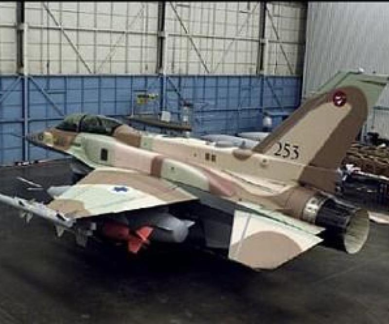 Rotating E-Scan Radar May Push Eurofighter Exports