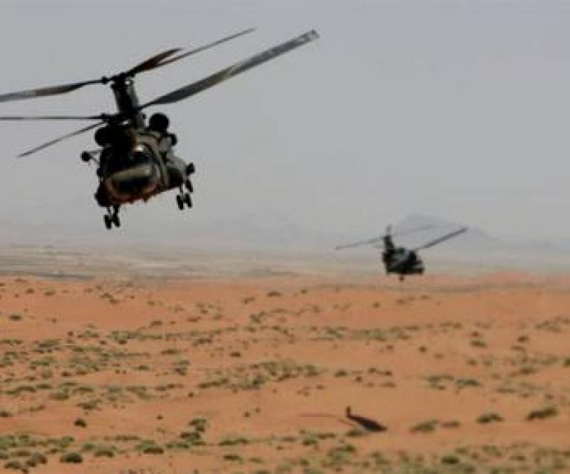 Morrocco to buy 3 Chinook Helicopters