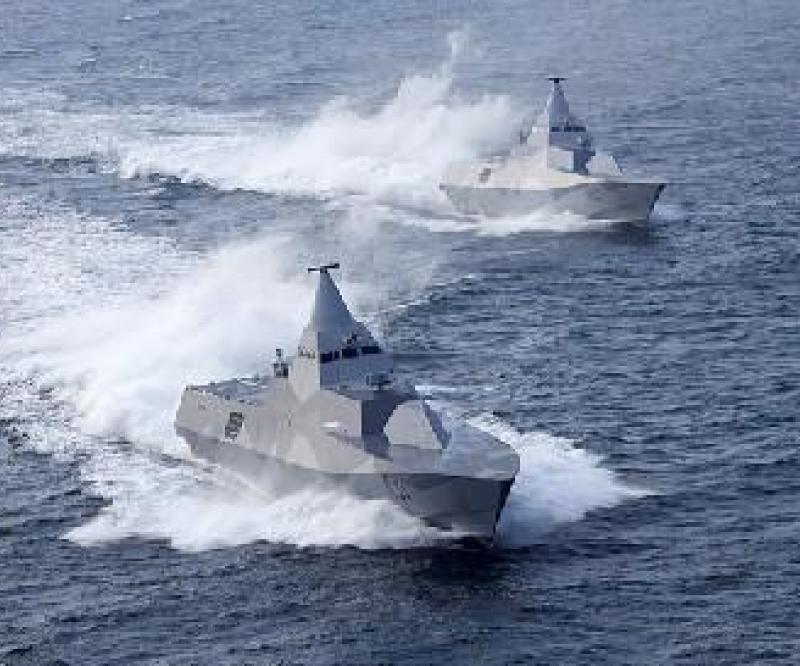 Rolls-Royce Wins UAE Navy Order for Waterjets