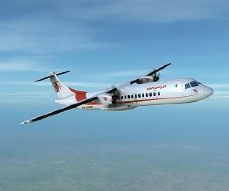 Air Algerie Orders 4 ATR 72-500s