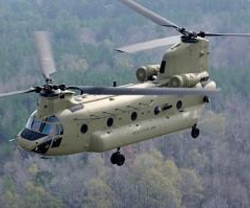 UAE: CH-47F Chinook Helicopters