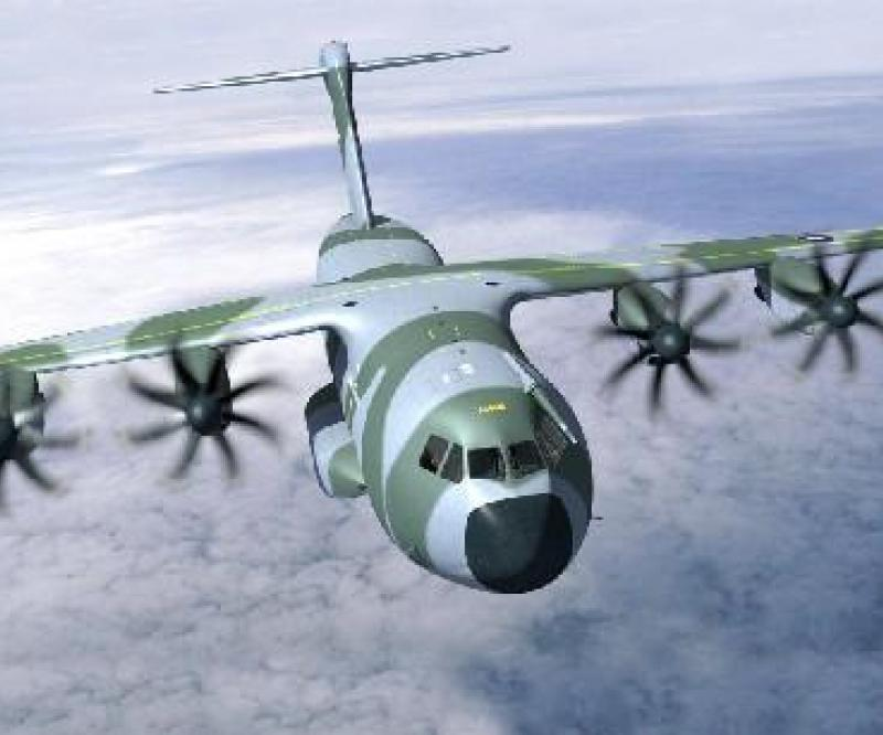 Airbus military plane set for Friday debut