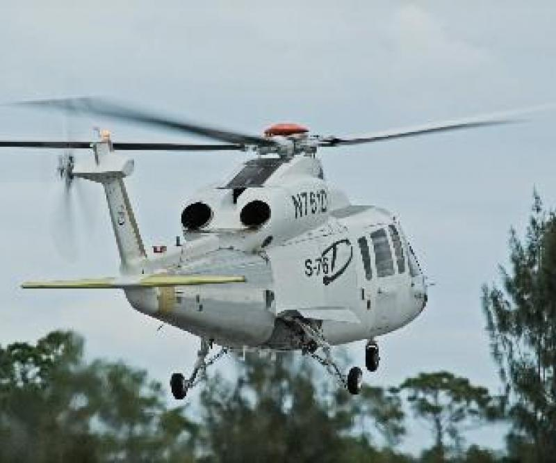 Sikorsky S-76DT Helicopter Enters Production