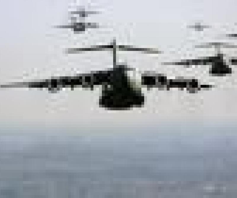 Boeing Laser Demo Accepts Oshkosh Military Truck