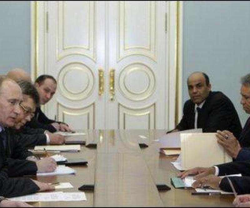 Libya, Russia Sign $1.8bn Arms Deal