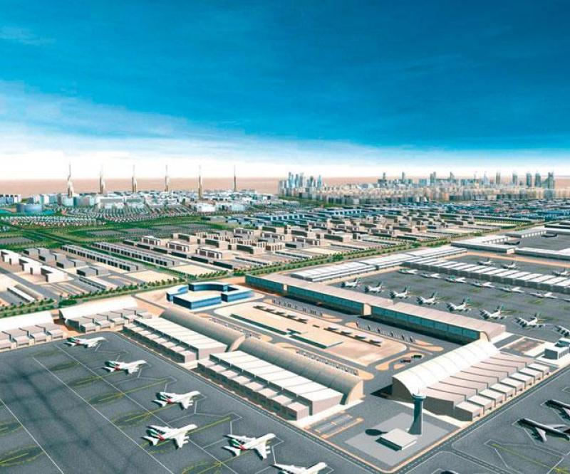 World's Largest Airport Opens on June 27