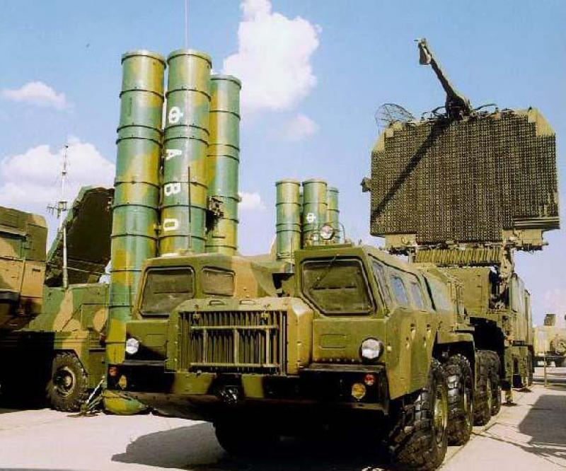 Russia: Anti-Aircraft Systems to Algeria