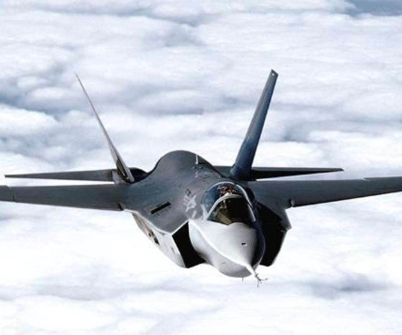 First Mission Systems Equipped F-35