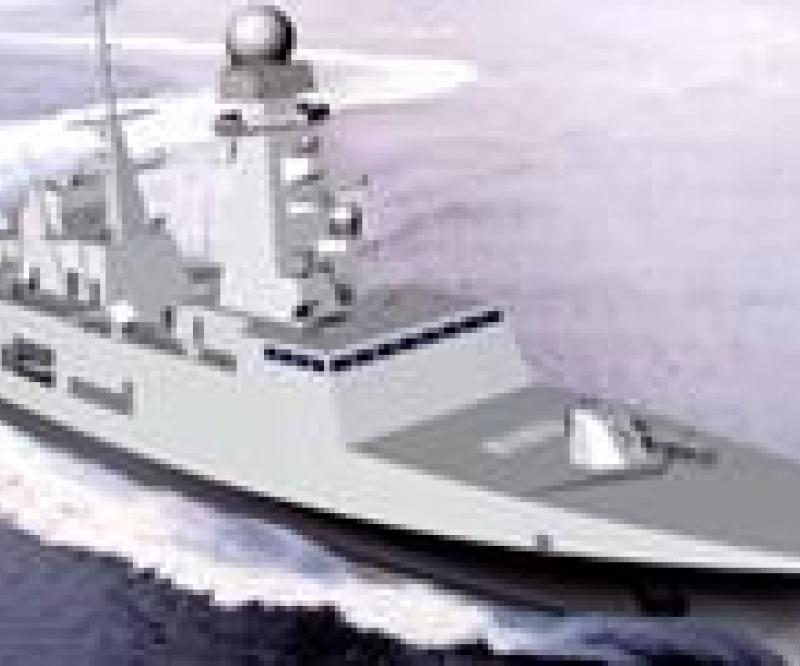 Thales to Equip Additional FREMM Frigates