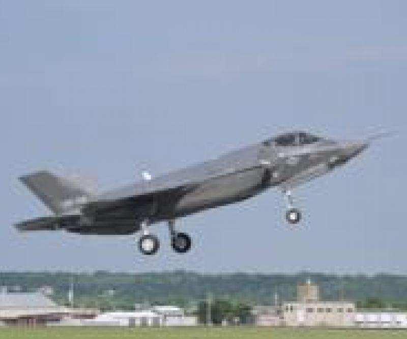 7th F-35 Makes 1st Flight