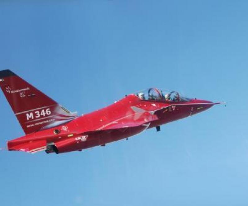 M-346 for Jet Pilot Training