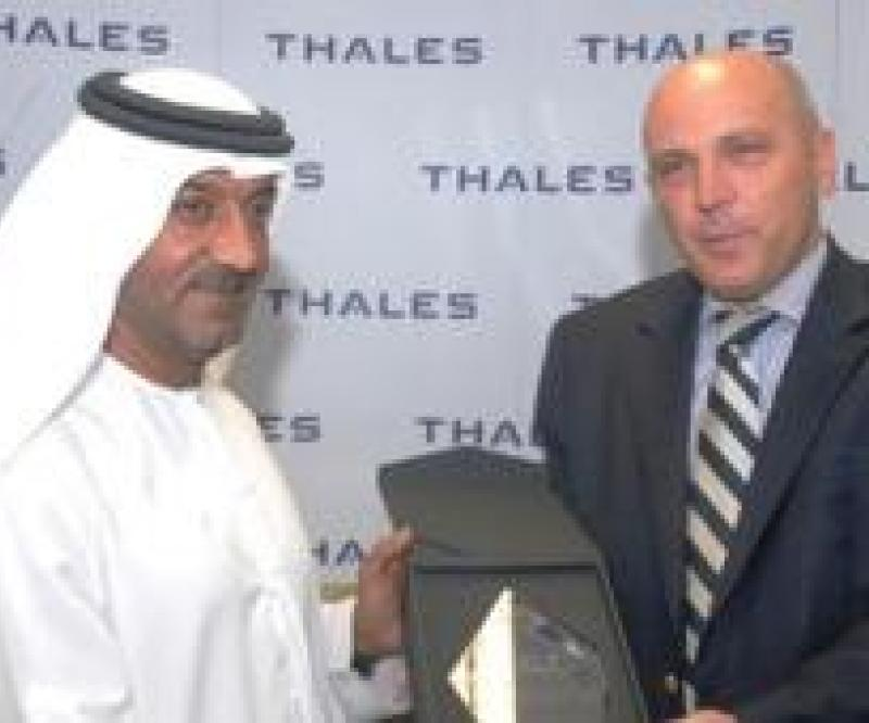 Thales ME: New Offices in DAFZ