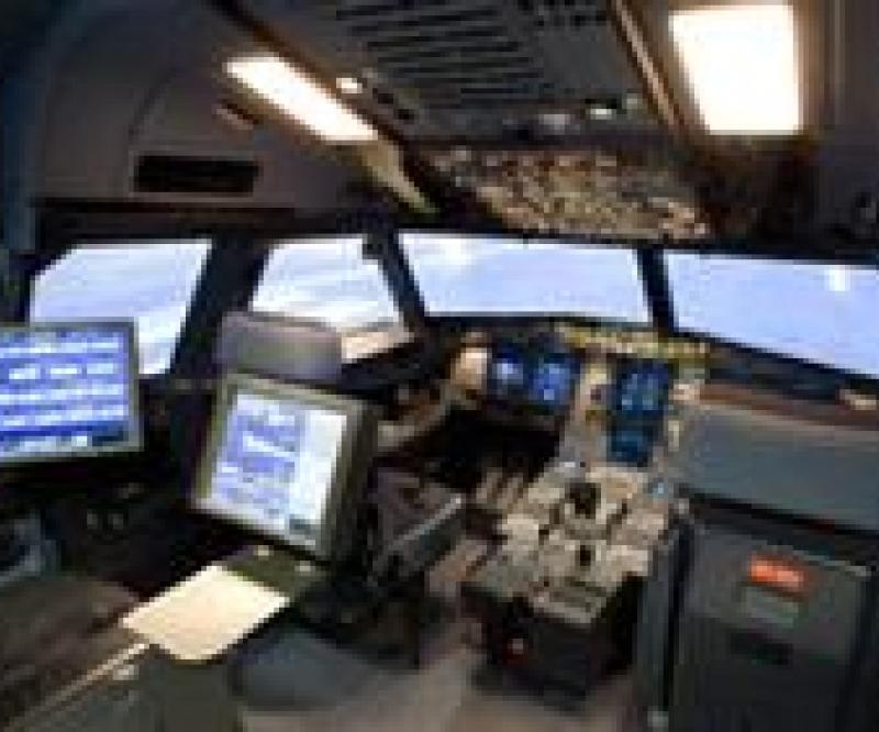 CAE: 2 Mideast Flight Simulator Orders