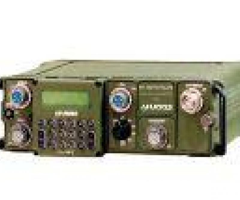Harris: Falcon Tactical Radios to Afghanistan