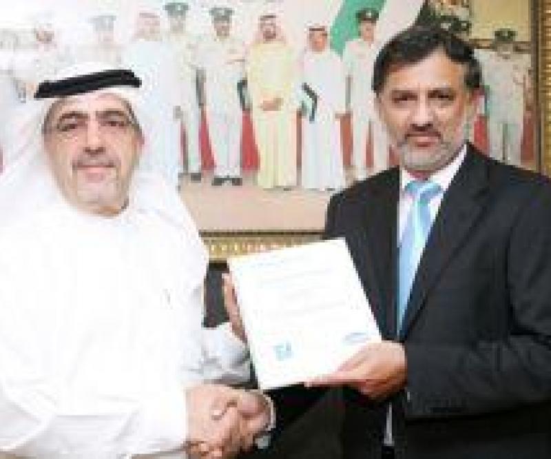 FSG: ISO Certificate