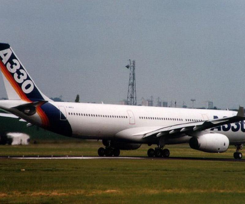 2 A330s to Royal Jordanian