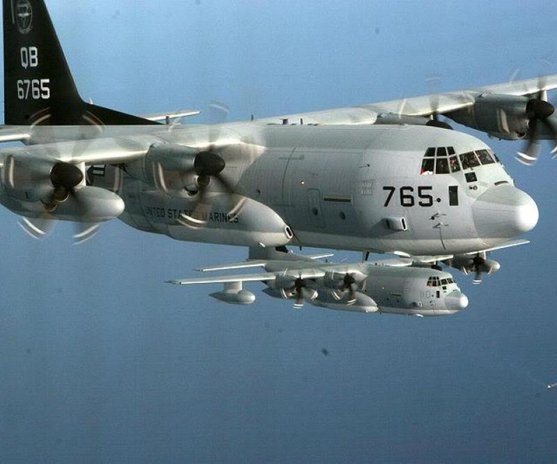 Lockheed Martin: KC-130J Tankers to Kuwait's Air Force