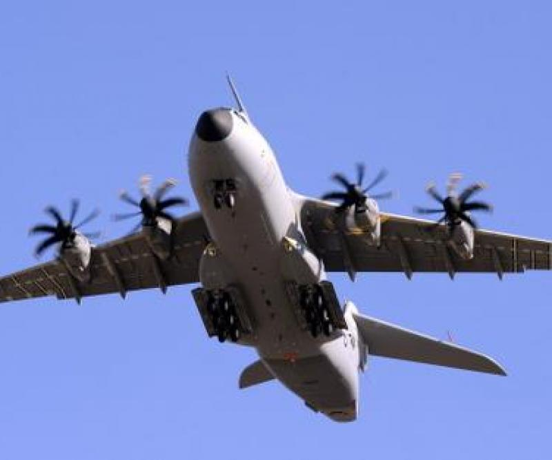 A400M: First Appearance at ILA Berlin