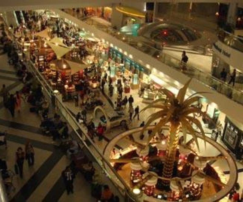 Dubai: 1st Silent Airport