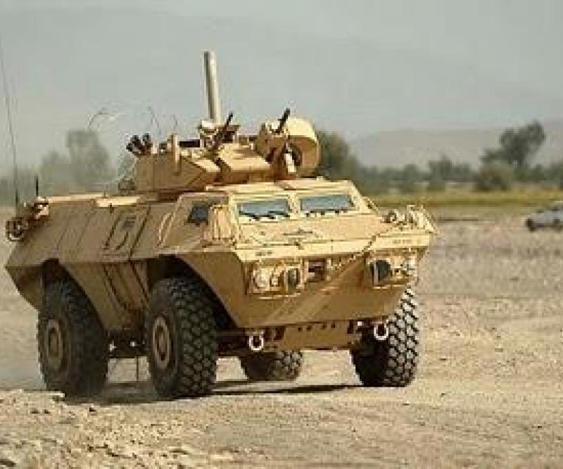 Textron Armored Vehicles to Iraq