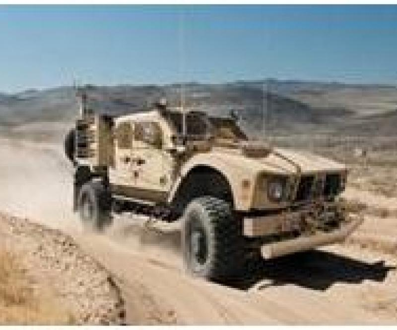 Oshkosh to Produce New M-ATV SOCOM Variant