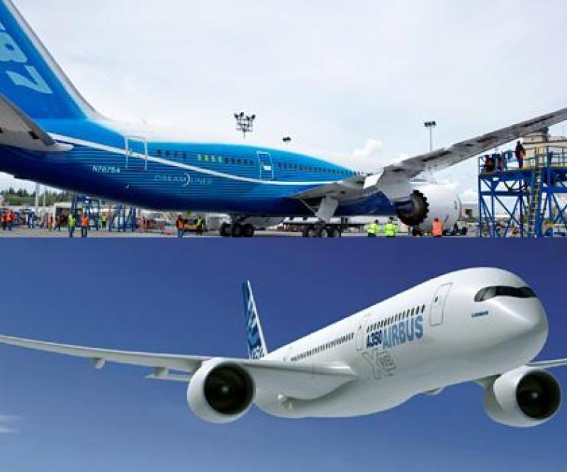 Boeing & Airbus: The run for Orders