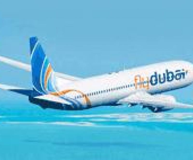 FlyDubai: $136m Capital Boost