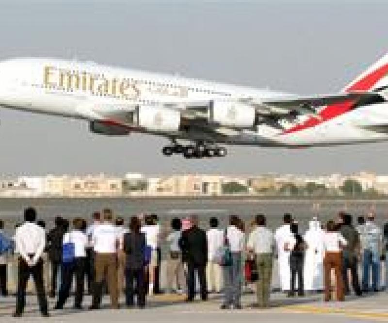 Emirates Eyes $1bn Profit