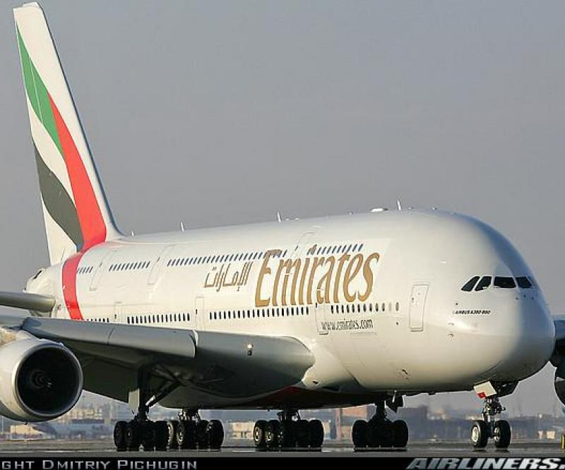 Emirates: $11bn Order for 32 A380