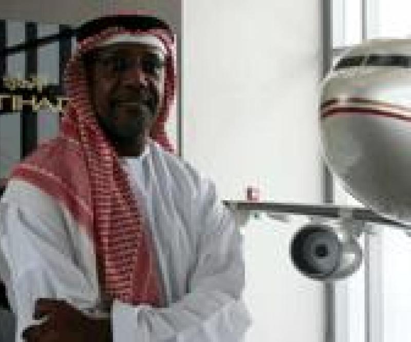 Etihad Appoints New VP