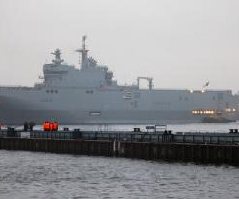 Russia to Purchase Mistral