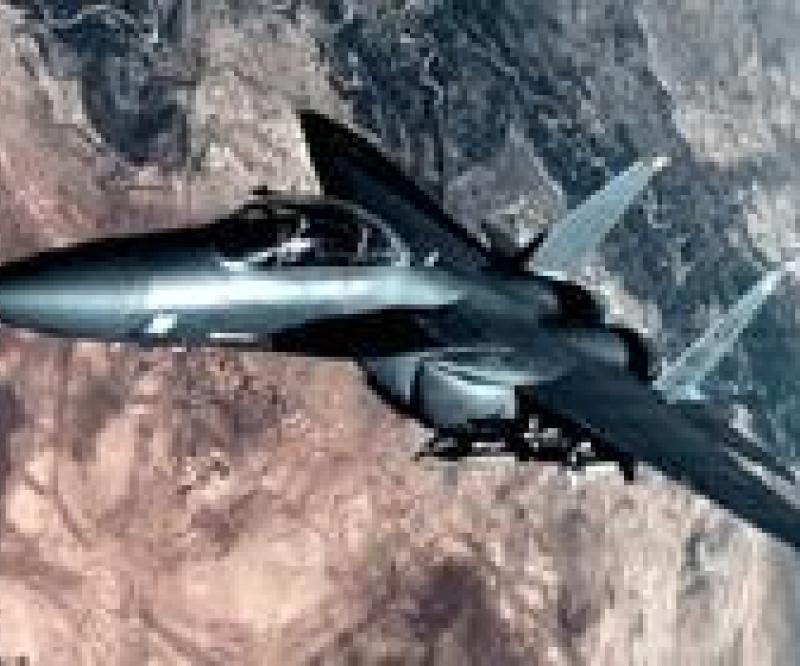 Saudis to Upgrade 150 F-15 Eagle Strikers