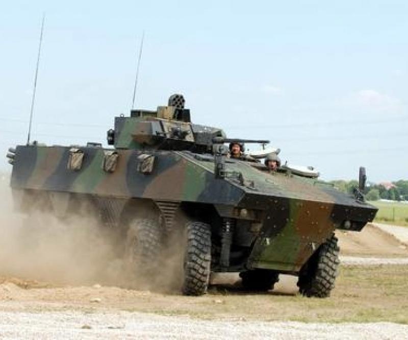 The DGA delivers the 200th VBCI to the French Army