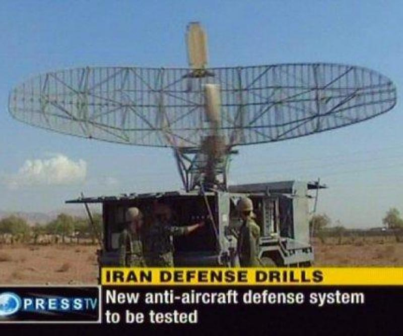 Iran Moves Radar to Syria