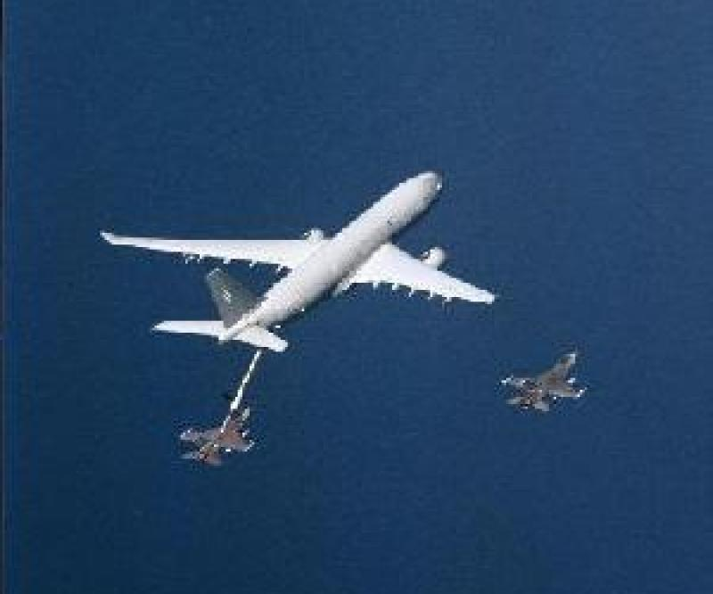 Airbus submits bid for US Tanker Project