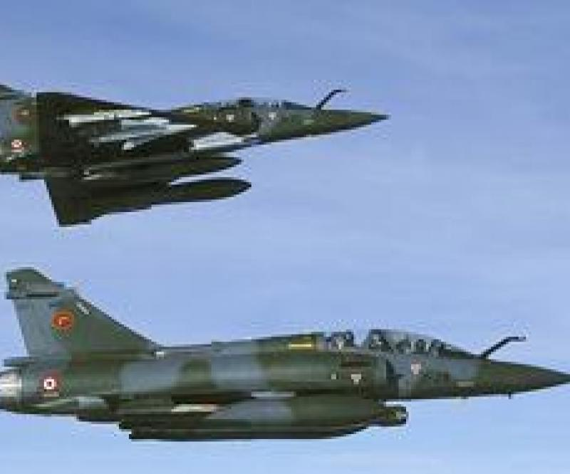 French Defense Cut Targets Air Force Programs