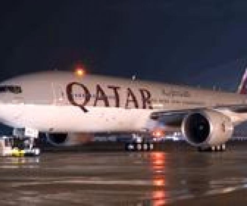 Qatar Airways: Goodrich Brakes & Wheels