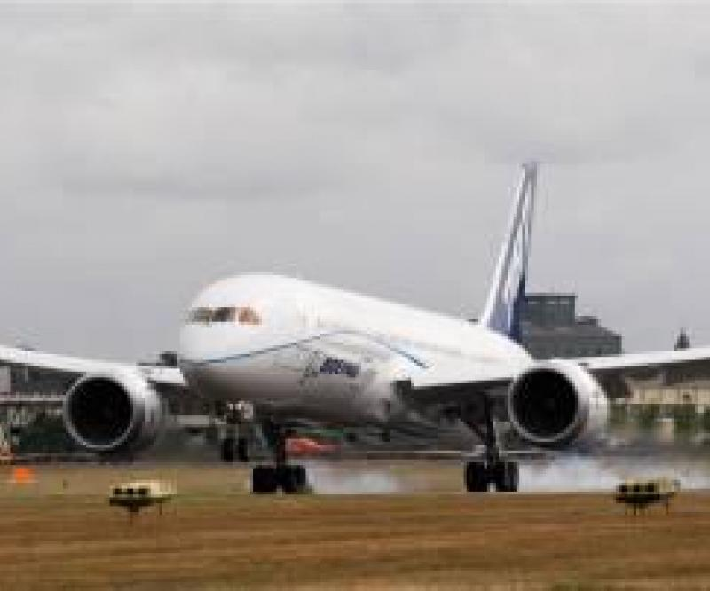 Boeing Dreamliner: Debut at Farnborough
