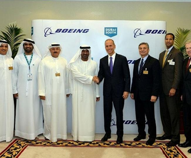 Boeing to Establish Middle East Headquarters at Dubai South