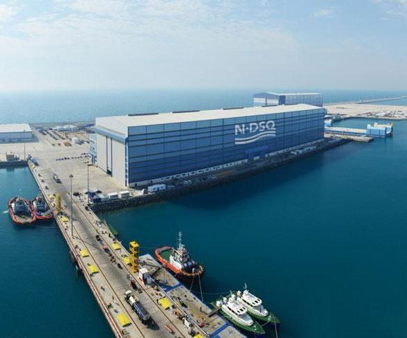 Nakilat Damen Shipyards Qatar Celebrates Five Years
