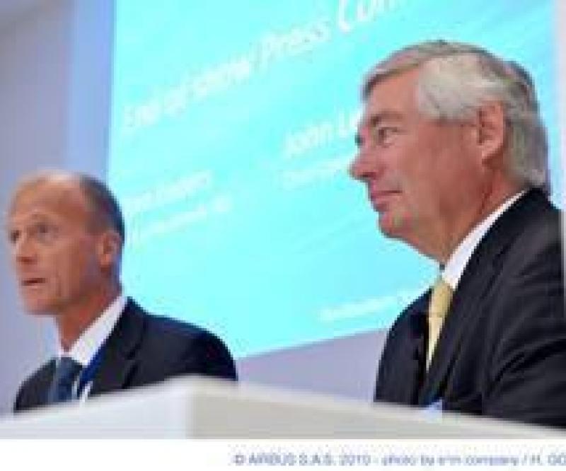 Airbus: $28 Bn Commitments at Farnborough