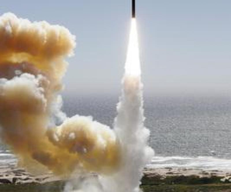 Lockheed Martin & Raytheon Partner for GMD Contract