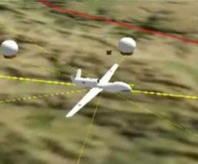 NGC's BACN Completes 100,000 Combat Flight Hours