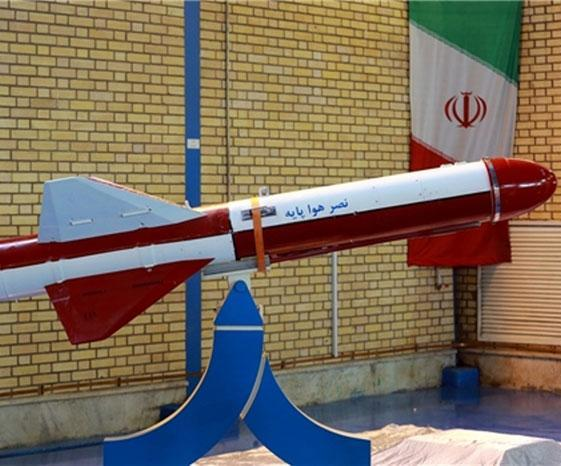 Iranian Air Force Receives Nasr Air-Based Cruise Missile