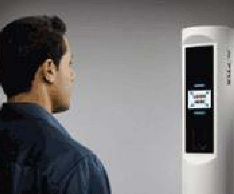 AOptix Launches Slim Iris Scanner